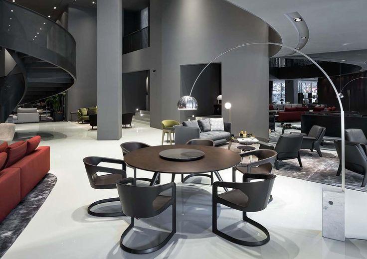 Shanghai flagship store minotti shanghai flagship for X furniture shanghai