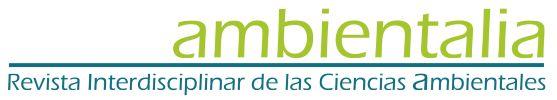 Ambientalia: Revista Interdisciplinar de las Ciencias Ambientales #bibliotecaugr #digibug #revistas #oa