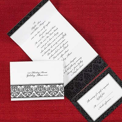 34 Best Seal N Send Wedding Invitations Images On Pinterest