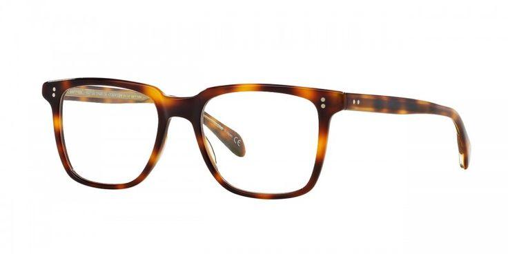 Oliver Peoples | NDG Dark Mahogany Optical Eyewear by Oliver Peoples