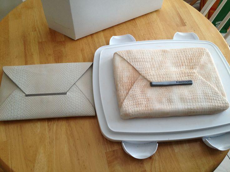 BCBG Envelope Clutch Cake