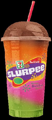 "The Slurpee, a frozen drink sold by 7-Eleven convenience stores. Similar drinks are known as the ""Froster"" and ""Slush Puppies"" They are widely consumed in the United States, Australia and Canada. In fact, Winnipeg, Manitoba has been the Slurpee Capital of the World for the last 12 years! Slurpees are sold in over 25 flavors …"