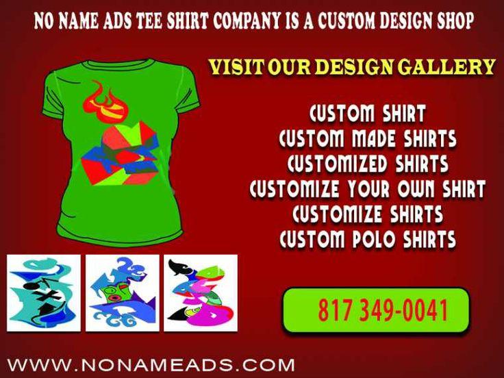 117 best NoNameAds images on Pinterest | Bespoke design, Custom ...