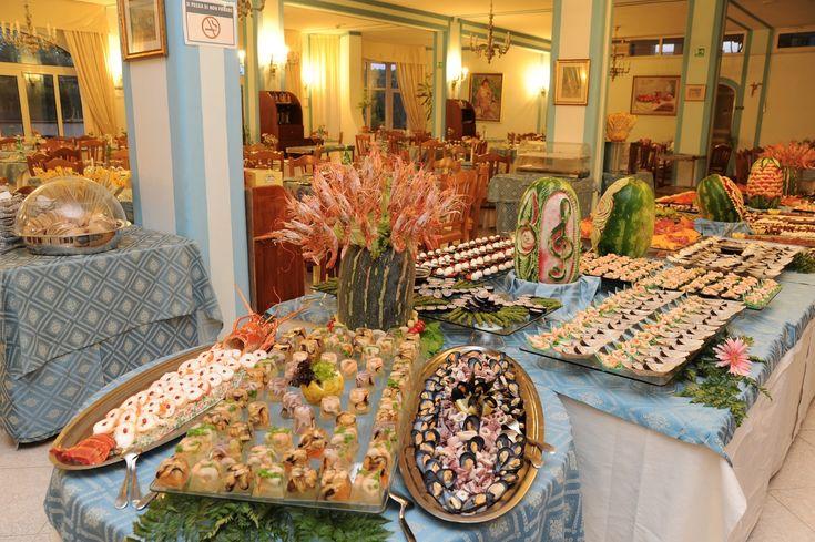 Hard to resist the chef's tasty creations! Hotel Il Gattopardo Terme & Beauty Farm
