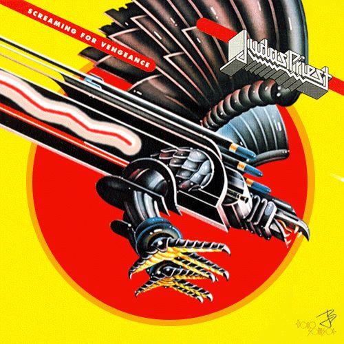 cover gifs | Judas Priest - Screaming for Vengeance | Album Cover Gifs ...