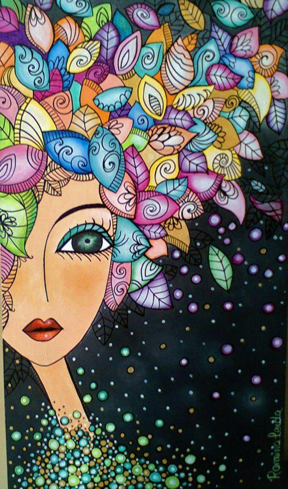 Illustration Art par Romi Lerda