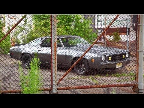 1973 Chevrolet Chevelle: Bank Robber's Special -- BIG MUSCLE