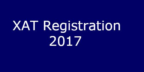 XAT 2017 – Register without late fee till Nov 30 & with late fee till Dec 11, 2016. Exam due on Jan 8. Link to apply for XAT 2017 & all details on same here  http://www.entrancecorner.com/bschool/xat/