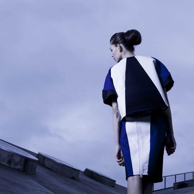 BA womenswear project at TEKO Design + Business