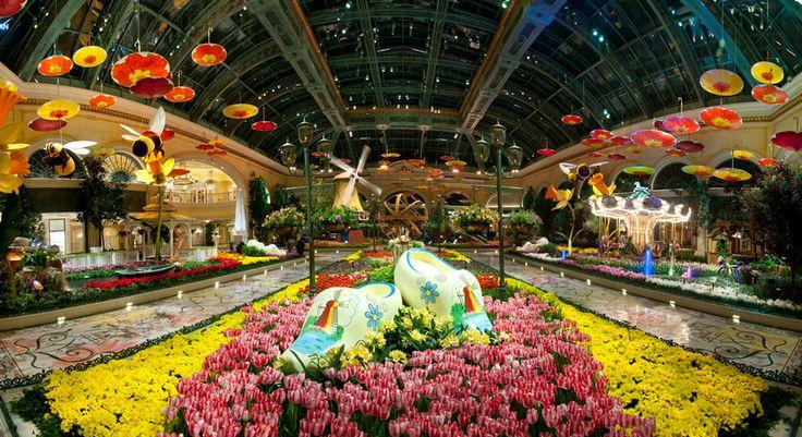 Bellagio Resort Las Vegas Nv Travel Pinterest