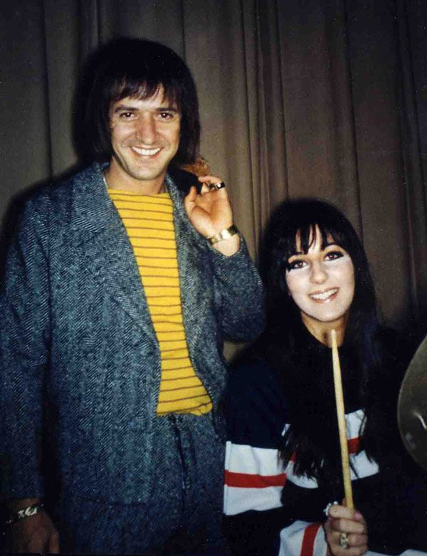 Sonny & Cher - Nov 20,1965 Philadelphia Convention Hall