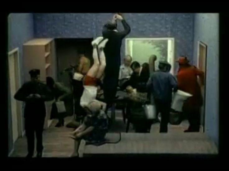 """""""Tango"""" by Zbigniew Rybczyński, 1980"""