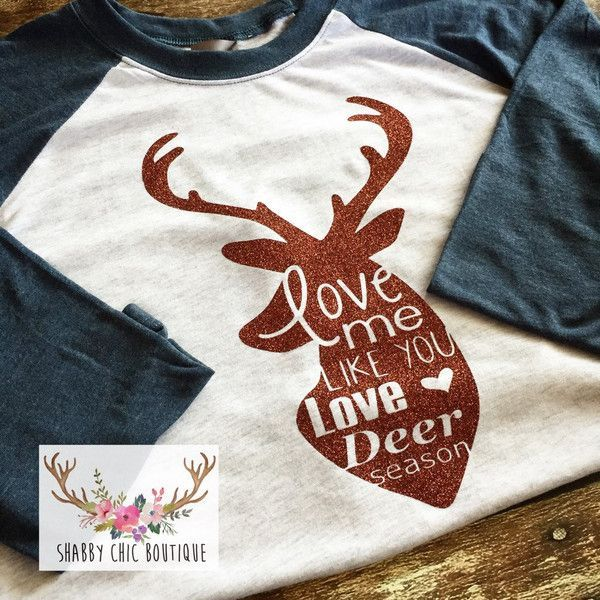Hunting Deer Season Love Shirt Raglan Baseball 3/4 Sleeve Funny Parody... ($25) ❤ liked on Polyvore featuring tops, black, tanks, women's clothing, raglan shirts, black 3/4 sleeve shirt, black top, shirts & tops and black 3/4 sleeve top - womens cheap clothing stores, womens plus clothing, womens sale clothing
