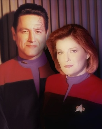 seven of nine and chakotay relationship definition