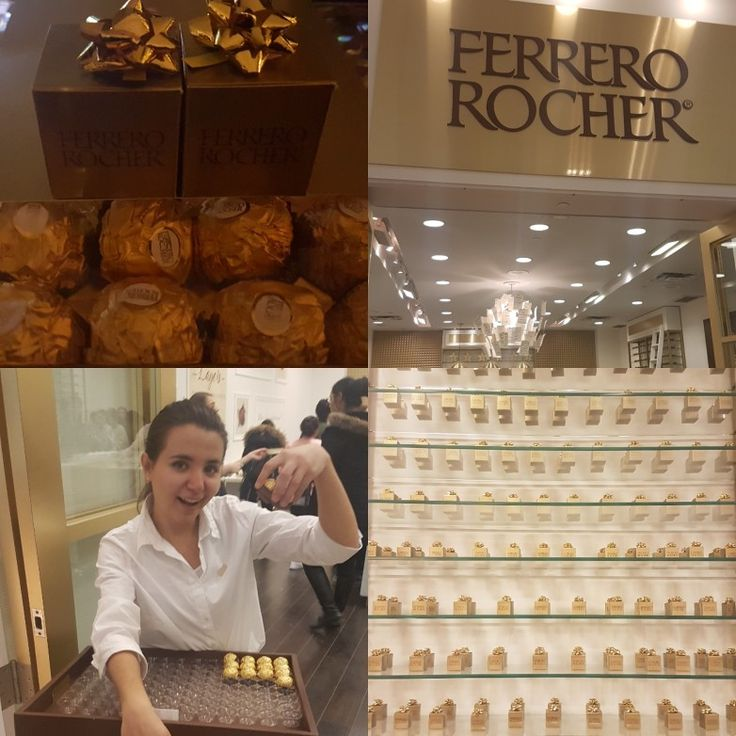 Free Ferrero Rocher #ferrerorocher  #chocolate