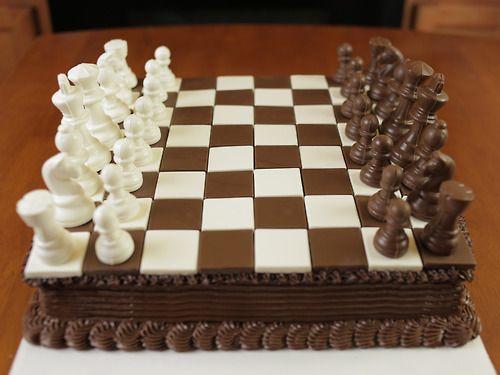 Rosanna Pansino - Chess Cake | Keep calm and love One ...
