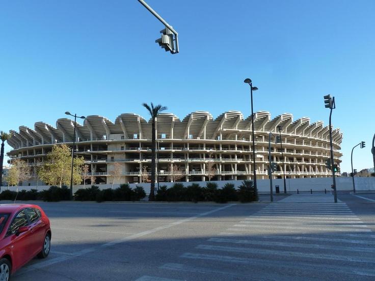 ostarrichius @ Estadio Nuevo Mestalla