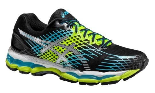 Asics Gell Nimbus 17 However far the road ahead stretches, the lightweight and comfortable GEL-NIMBUS 17 cushions your foot each step of the way.  #mensrunning #asics #allsports Find them at: http://allsports.ie/p/asics_t507n_gel_nimbus_17