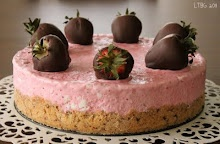 Strawberry Chantilly Cake