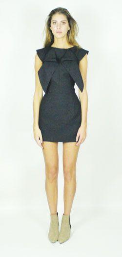 Kirsty Doyle/Willow Mini Dress #aw13