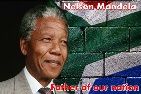 Father of our nation...
