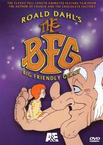 Roald Dahl's The BFG: Big Friendly Giant [DVD] [1989]