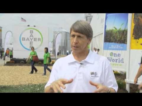 Randy Myers, Ph.D., fungicides product manager, discusses how Prosaro #fungicide helps fight scab, reduce micotoxins, and increase yield and grain quality in #wheat.