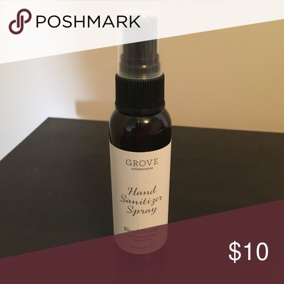 New Grove Hand Sanitizer Spray Grove Collaborative Antispetic