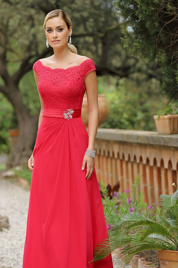 284 - Gekleurde bruidsmode - Bruidscollecties - Bruidshuis Elly