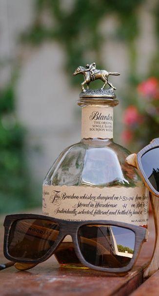 Wood Sunglasses. Recycled Whiskey Barrel. #whiskeyfun #recycled #woodzee