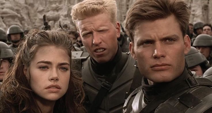 GET READY TO RETURN TO BUG CITY; 'STARSHIP TROOPERS' REMAKE IS INCOMING