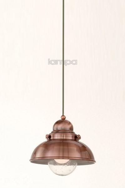 Люстра IDEAL LUX 48898  1703 грн  есть, доставка 1-2 дня  Тип крепления: монтажная планка Высота, см: 155 Высота min, см: 40 Ширина (диаметр), см: 29 Лампы в комплекте: нет Тип патрона: E27 Количество ламп: 1 Мощность лампы, Вт: 60Вт Цвет: медный Цвет арматуры: медь Материал арматуры: металл Цвет плафонов и подвесок: коричнивый, прозрачный Материал плафонов и подвесок: металл, стекло Производитель: IDEAL LUX (Италия)