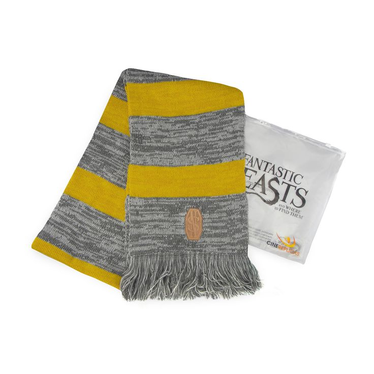 Fantastic Beasts and Where to Find Them - Newt Scamander Scarf