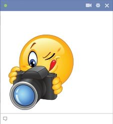 Fotógrafo do smiley