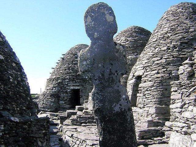 Skelling - Irlanda trulli di Skellig