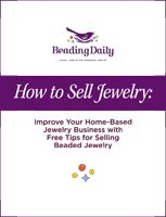 Free eBook: How to Make Money Selling Your Handmade Beaded Jewelry