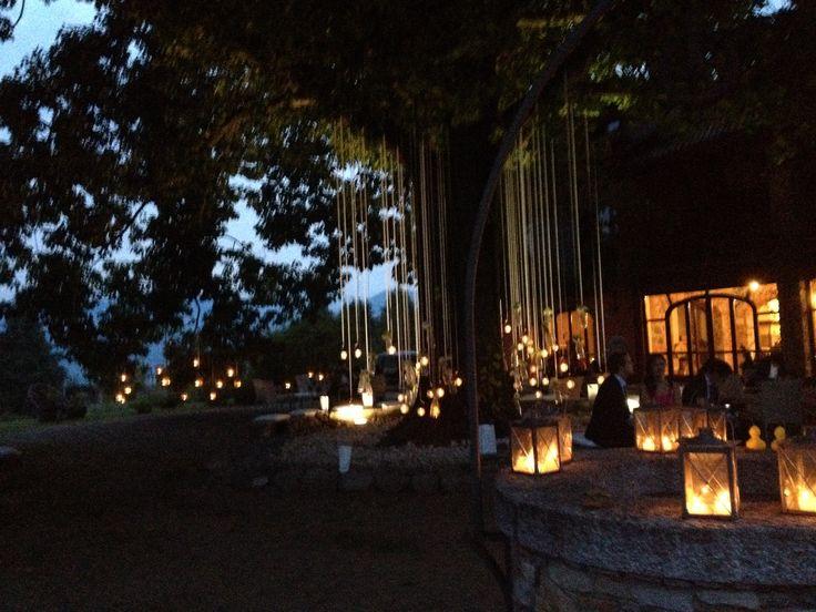 La magia delle candele!