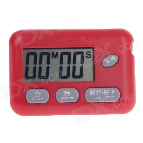 Best 25 digital timer ideas on pinterest circuit diagram bk 727 17 lcd kitchen digital timer red 1 x malvernweather Gallery
