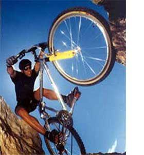Mountain biking, Cape Town, South Africa