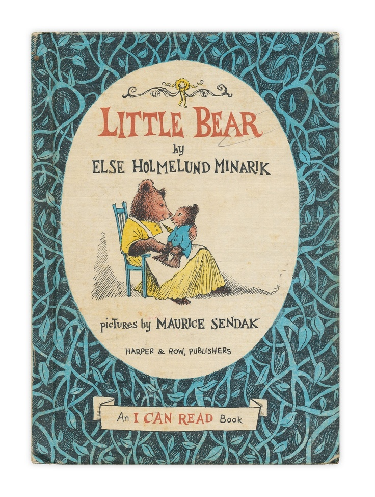 """""""Little Bear"""" by Else Holmelund Minarik. Pictures by ..."""