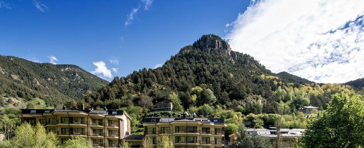 Andorra, Sant Gothard Hotel
