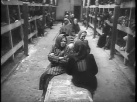 "Excerpts from ""Oswiecim"" (""Auschwitz""). The silent footage shown in this video is from film that was taken by a Soviet military film crew over a period of months beginning on January 27, 1945, the day that Auschwitz was liberated."