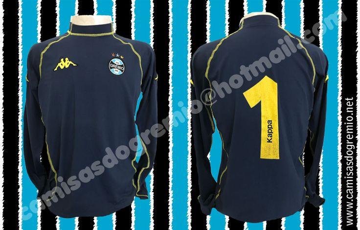Camisas do Grêmio » 2001 - Part 2