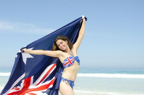 Australians could soon be parading a new .au domain name.