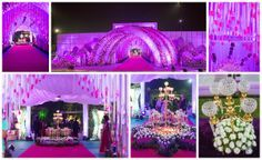 Reception | Gujarati wedding | Grand entrance | Big fat Indian wedding | Flower decoration | Ahmedabad | Wedding Photography