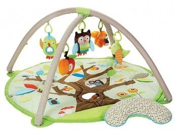 Krabbeldecke mit Spielbogen, wunderschönes Design mit viel Zubehör