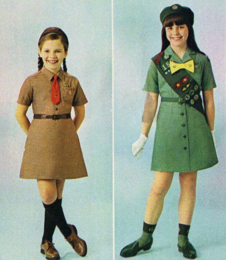 Vintage Brownie Uniform Google Search Girl Scout