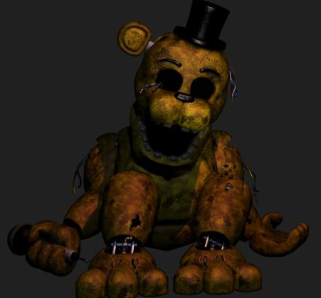 35 best images about Golden Freddy FNAF on Pinterest ...