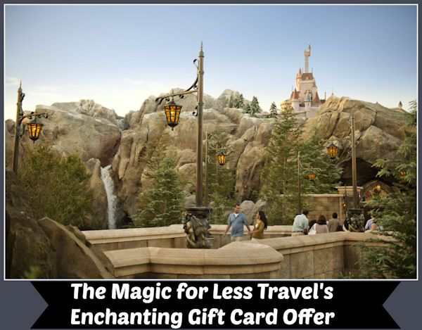 Disney Specials: Walt Disney World Vacation Package Gift Card Offer From The Magic For Less Travel