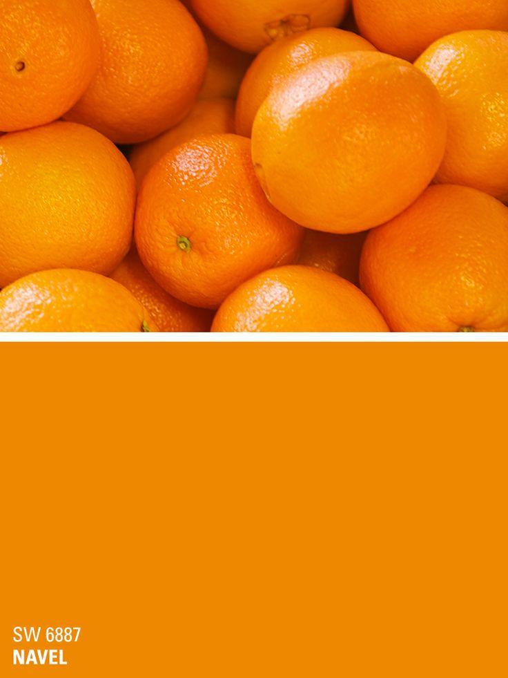 59 Best All About Orange Orange Paint Colors Images On